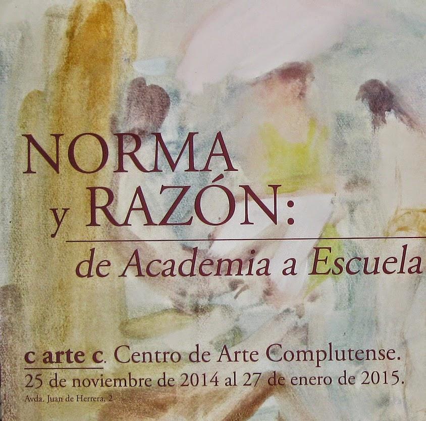 Norma y razón: de Academia a Escuela de Bellas Artes