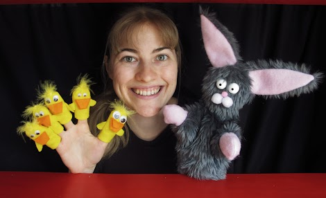 Happy Easter, from the PuppetOOdles!