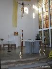 "Mühlendorf, Kath. Filialkirche, ""Kreuzerhöhung"" Altarraumgestaltung 2006"