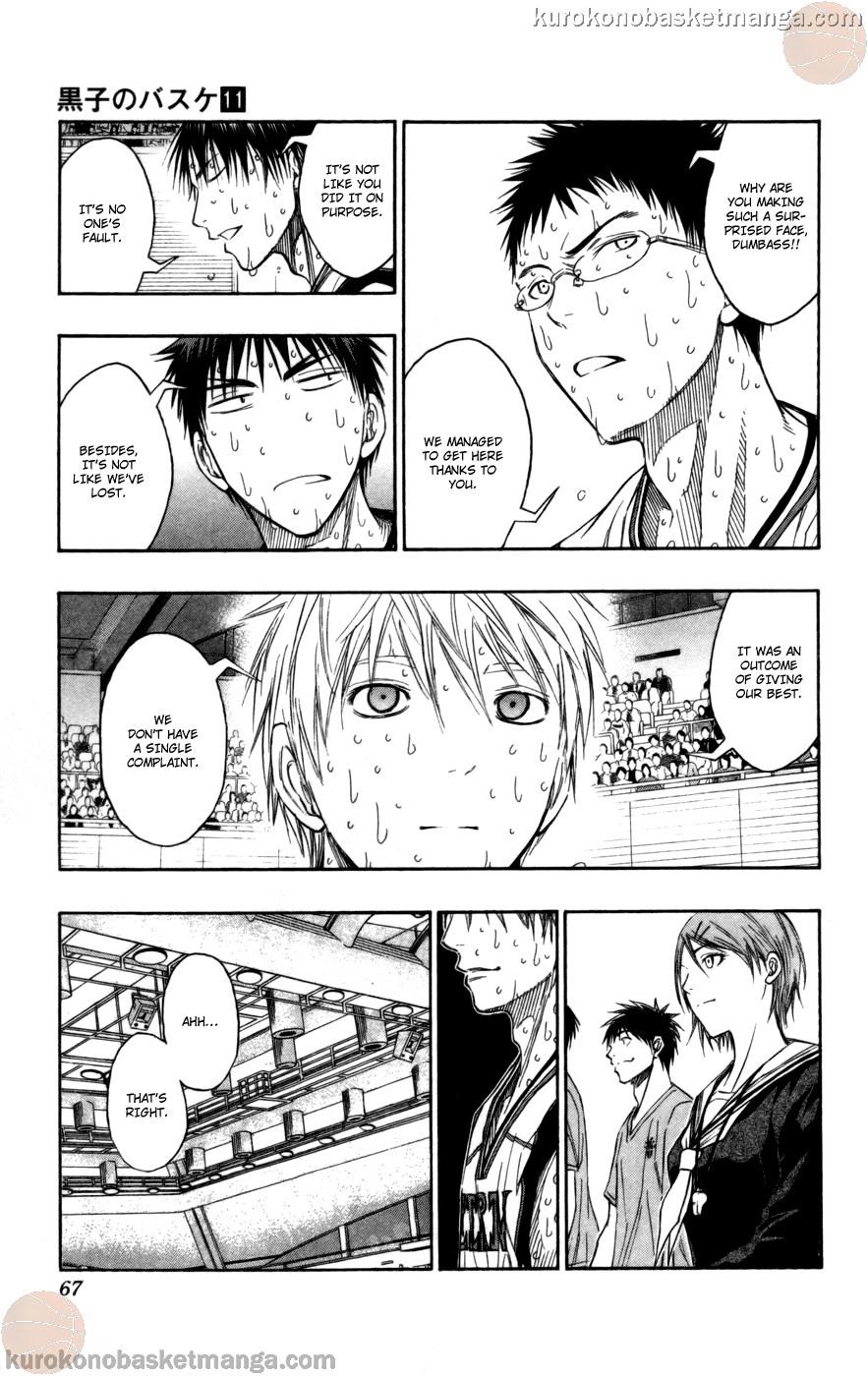 Kuroko no Basket Manga Chapter 93 - Image 03
