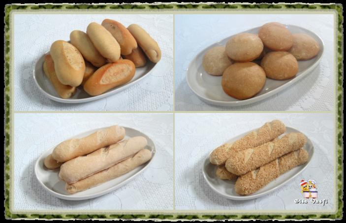 Pão francês 1