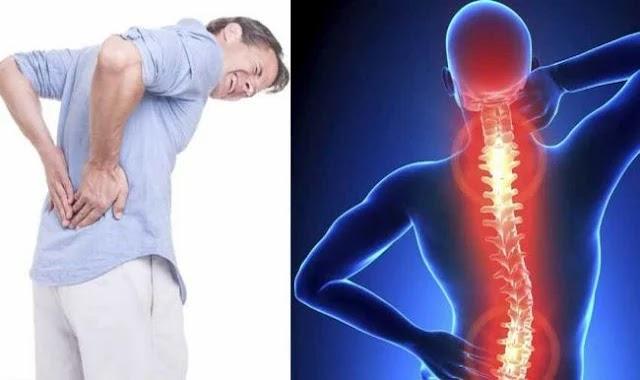 علاج ألم الظهر وطرق علاجه