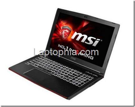 Harga Spesifikasi MSI GE62 2QL Apache