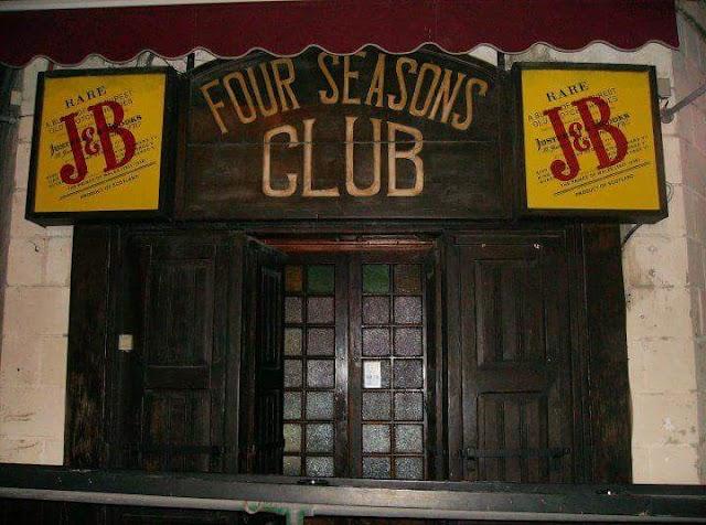 Four Seasons Wine Bar