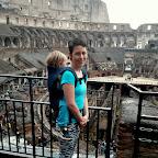 2013, Rome, Colosseum