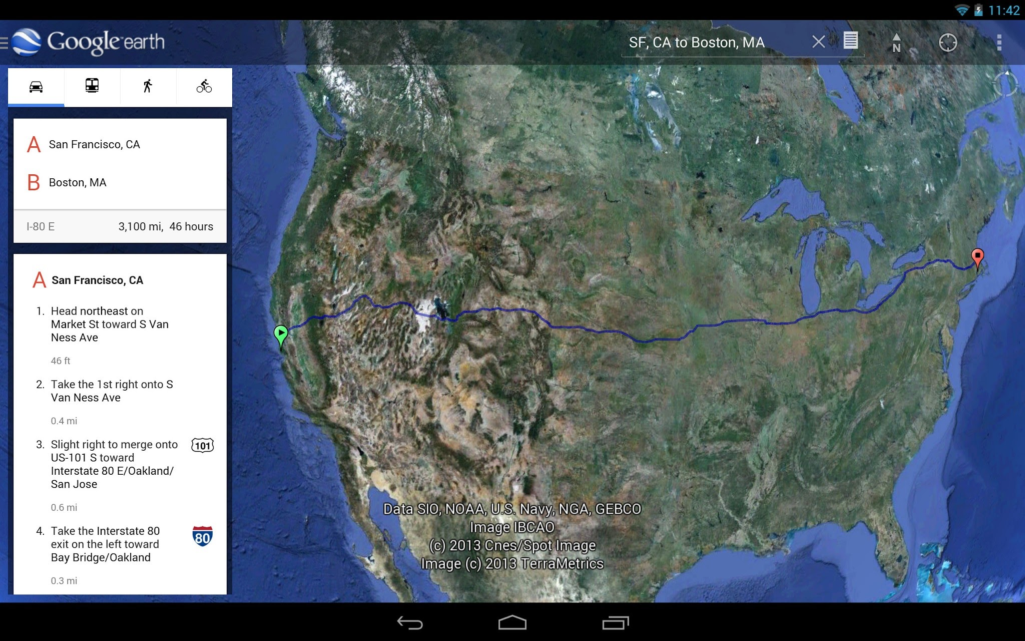 google earth 71 now available on android earth explorers rejoice hot on th