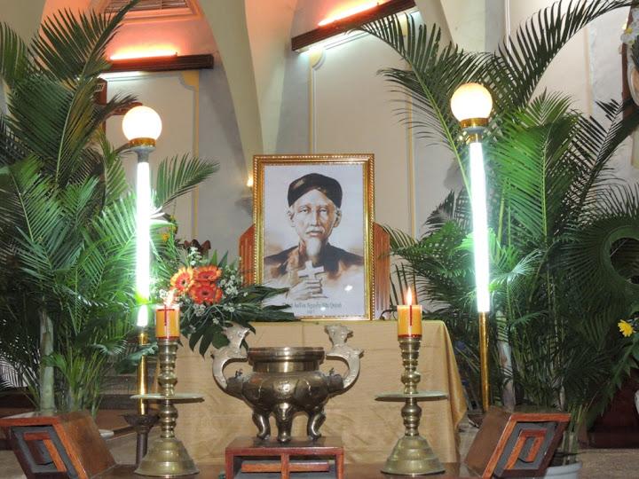 Mừng Bổn mạng Giáo khu 5 - giáo xứ Tuy Hòa