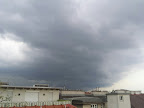 Blick nach Süden #Wetter #Wien #Gewitter