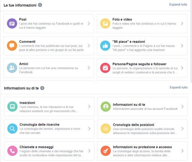 informazioni-facebook-personali