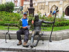Hank Kelley's Pilgrimage to Santiago de Compostela