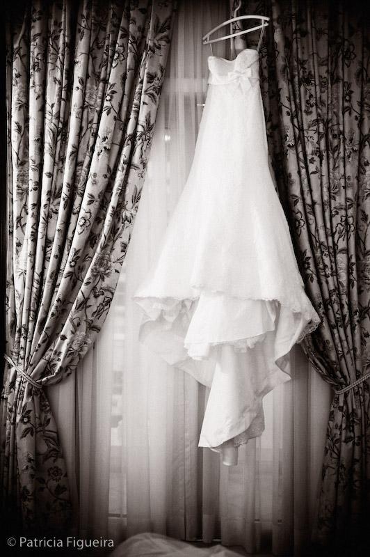 Foto de casamento 0031pb de Luciene e Rodrigo. Marcações: 11/09/2009, Casamento Luciene e Rodrigo, Fotos de Vestido, La Novia, Rio de Janeiro, Vestido, Vestido de Noiva.