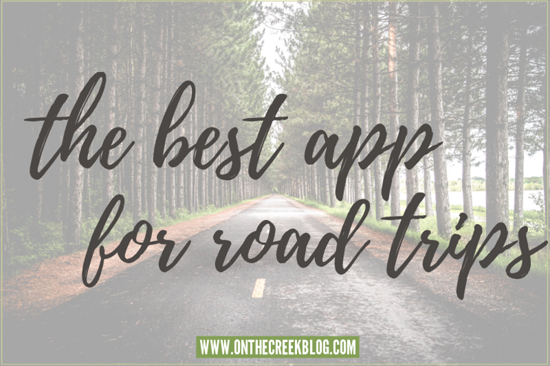 Roadtrippers is the best app for road trips!