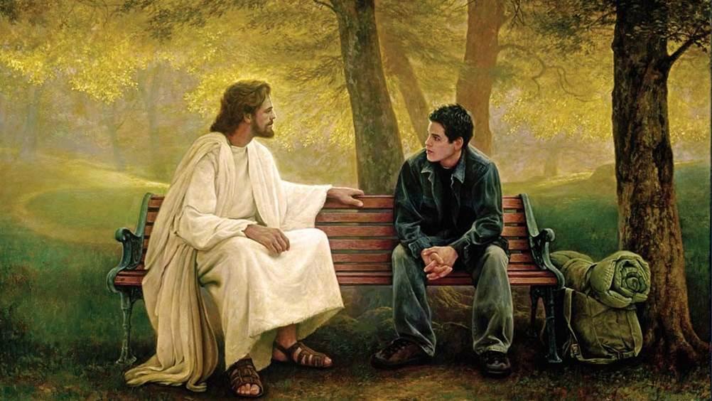 Nói với Chúa chứ không nói về Chúa