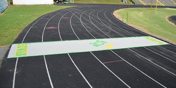 Titan Mesh Track Protector