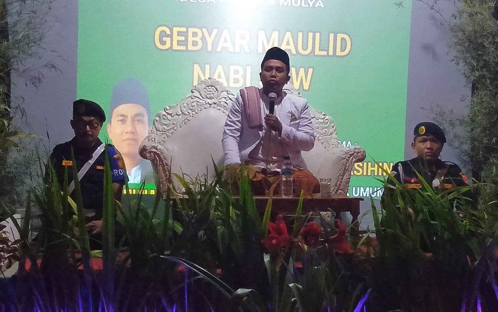 KH. Anwar Nasihin: Ajaran Nabi SAW untuk semua kalangan