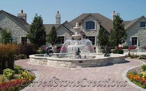 Animal, carved stone fountain, estate fountain, Exterior, Fountains, garden fountain, garden fountains, granite fountain, outdoor fountains, Pool Surrounds, stone fountain, stone garden fountain, Tiered