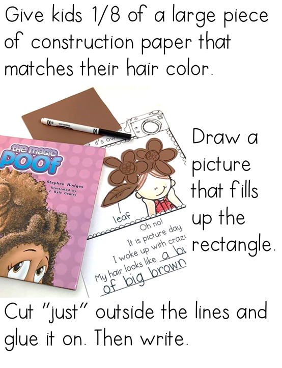The Magic Poof- The BEST picture for picture day and a freebie from Teacher to the Core (2)