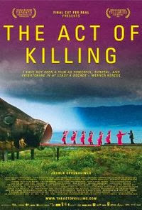 Poster Film The Act of Killing, Jagal