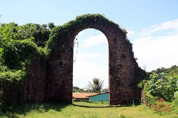 Ruínas da Igreja de São Francisco - Alcantara, Maranhao, foto: Rascunho de Fotografia
