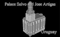 Palace Salvo and Jose Artigas