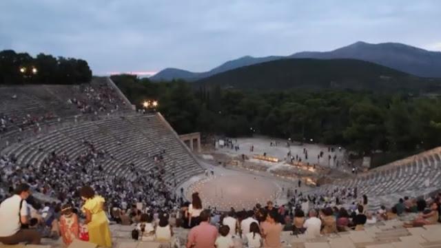Με ειδικά μέτρα λόγω της πανδημίας το Φεστιβάλ Αθηνών Επιδαύρου