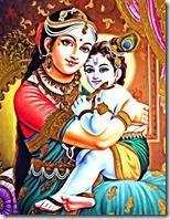 [Yashoda with Krishna]