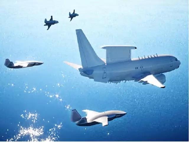 Combat Air Teaming System