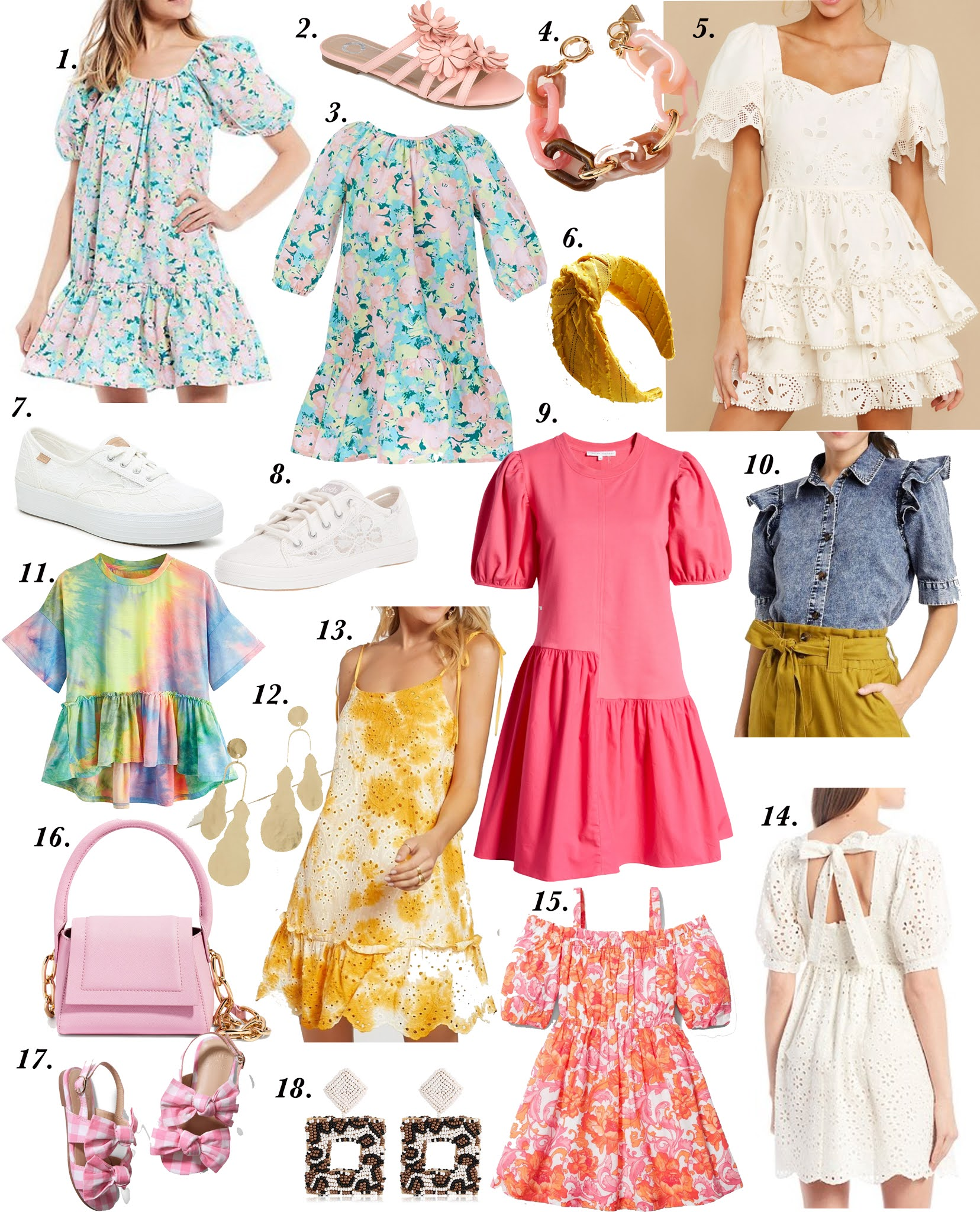 Recent Spring Purchases - Something Delightful Blog