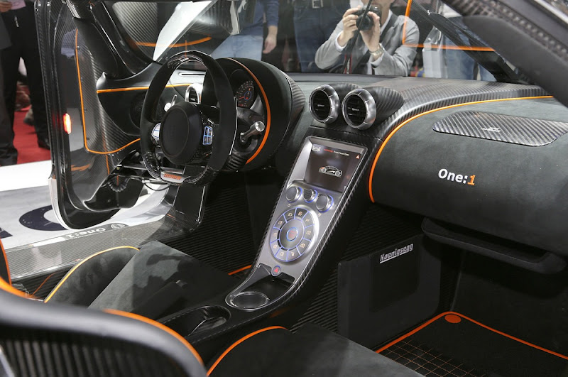 Koenigsegg One1 – $1.5 Million (3)