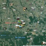 Localisation des photos autour de Colider