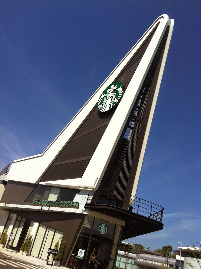 Starbucks drive thru Automall นวนคร_1