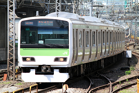 JR東日本 E231系500番台 山手線仕様