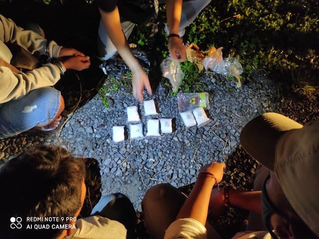 Tim Gabungan BNN Kalteng Ringkus Dua l Kurir Sabu Lintas Provinsi