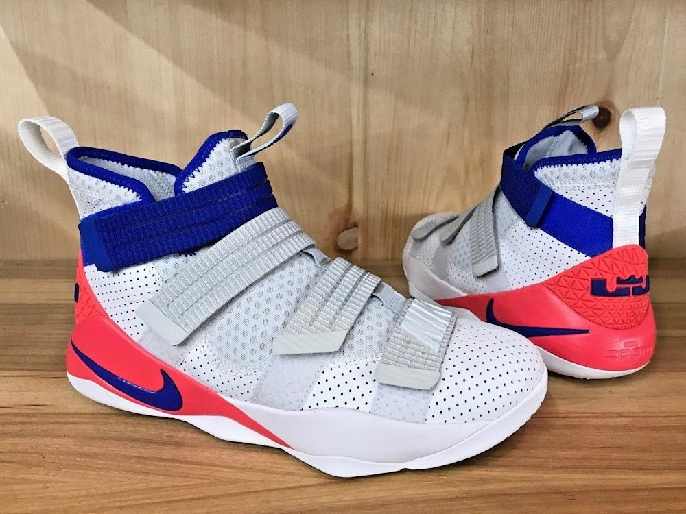 aec0216fad5 For Colorway 20 Air Max 180 Inspires Nike LeBron Soldier 11 ...