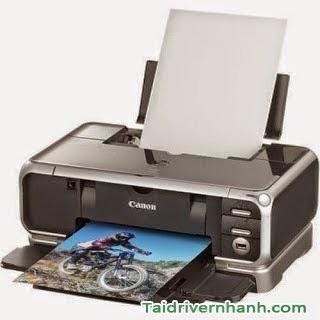 Download driver máy in Canon PIXMA iP4000 – cách sửa lỗi không in