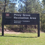 Piney Grove Campground on Bay Springs Lake