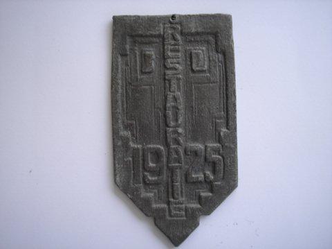 Naam: H v/d Kloot- MeijburgPlaats: AlkmaarJaartal: 1925Vindplaats: St. Laurenskerk