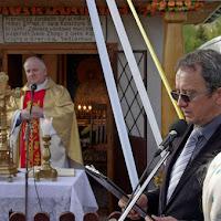 Msza Święta przy kapliczce na Półtorakach 08.05.2016r.