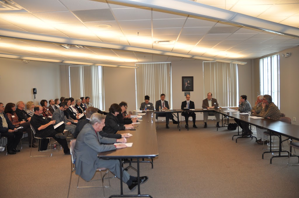 U of A System President Dr. Donald Bobbitt Visit - DSC_0261.JPG
