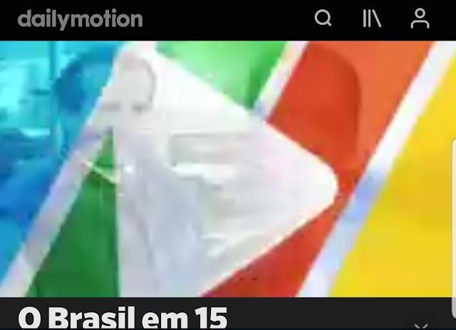 O Brasil por Claudio Lessa em 15 de Setembro de 2020.