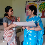 PTM for Grade - III and VI on 29th October 2015