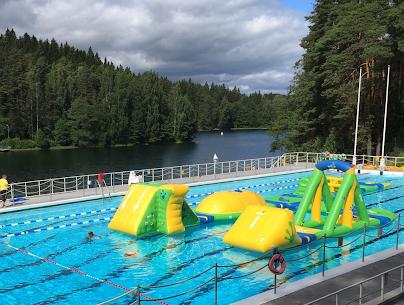 Ahveniston maauimalan kesäkausi 2017 päättyi lauantaina 2.9. Kiitos kaikille uimareille ja muille vesipedoil…