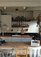 De keuken van Alba Rose