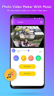 Download Music Slide Show Maker With Photos For PC Windows and Mac apk screenshot 7