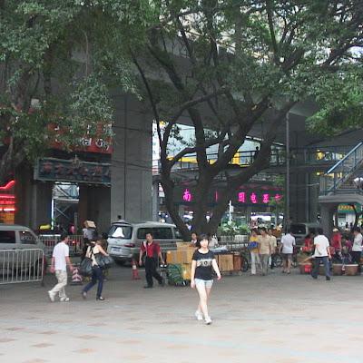 Chine - Vie à Guangzhou
