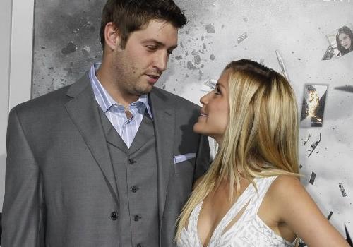 Kristin Cavallari and Jay Cutler