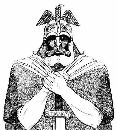Odin By Giovanni Caselli, Asatru Gods And Heroes