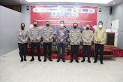 Wakapolda Aceh Buka Pelatihan HAM Untuk Personel Polda Aceh