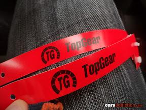 Top Gear Wrist Bands