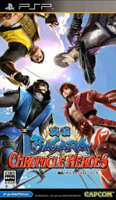 freeSengoku Basara Chronicle Heroes